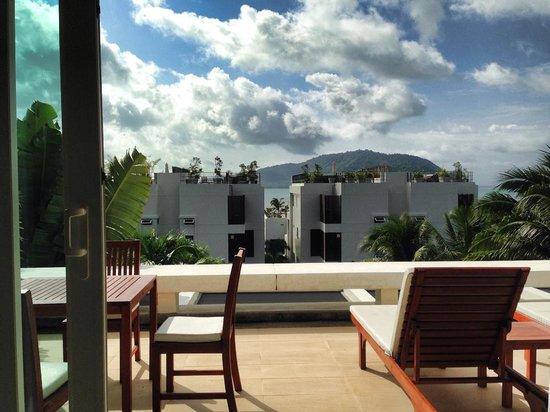Serenity Resort & Residences Phuket: suite room on the 3rd floor