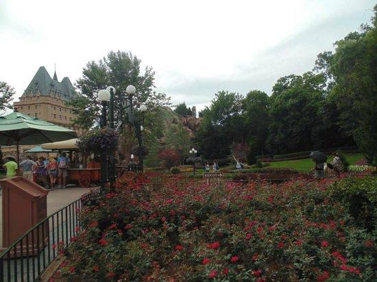 Epcot: Jardines