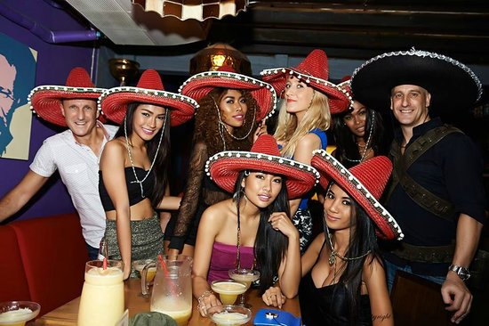 Charley Brown's Mexican Cantina: Birthday Party