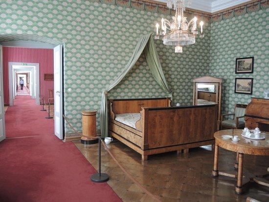Das Schlafzimmer - Bild von Schloss Corvey, Höxter - TripAdvisor