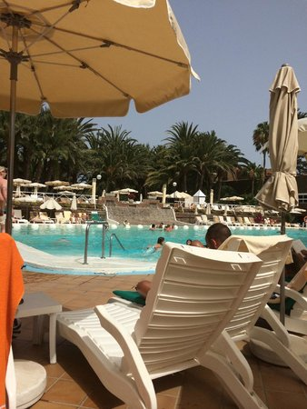 Hotel Riu Palace Oasis : pool