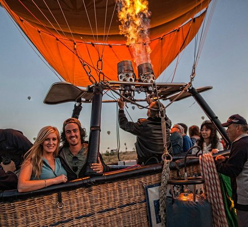 Royal Balloon - Cappadocia: Hot Air Ballooning