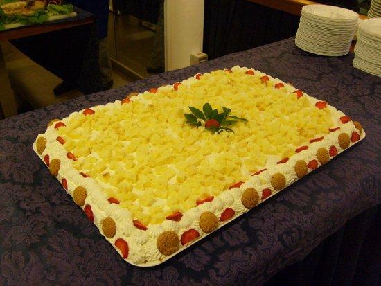 Hotel Golf : torta