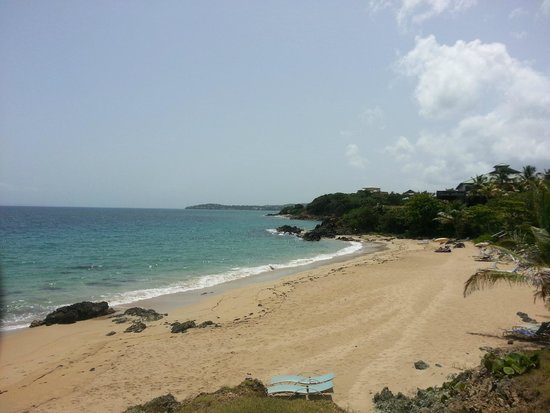 W Retreat & Spa - Vieques Island: The most sandy property beach