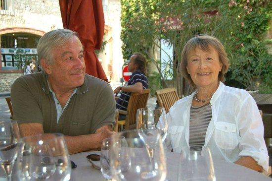 Mas du Clos de l'Escarrat : Charles & Andrée