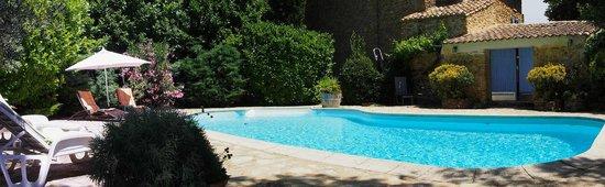 Mas du Clos de l'Escarrat : pool salt water