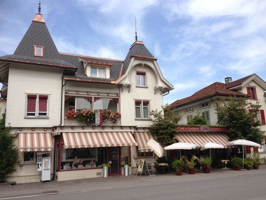 Ebnat-Kappel, Schweiz: Mmmmh! Immer ein Besuch wert!