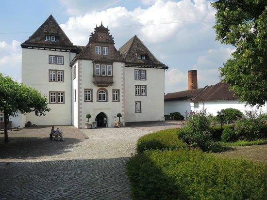 Museum Schloss Fuerstenberg: Das Schloss Fürstenberg