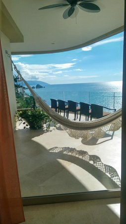 Garza Blanca Preserve, Resort & Spa: Balcony
