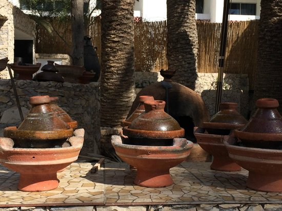 Hotel Argana : Tagines