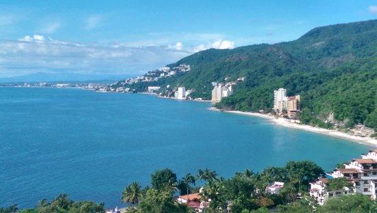 Garza Blanca Preserve, Resort & Spa: View from balcony