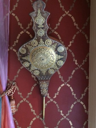 Hotel Argana : Decoration