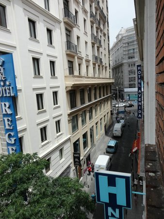 Hostal Madrid Inn : Boa opção em Madri