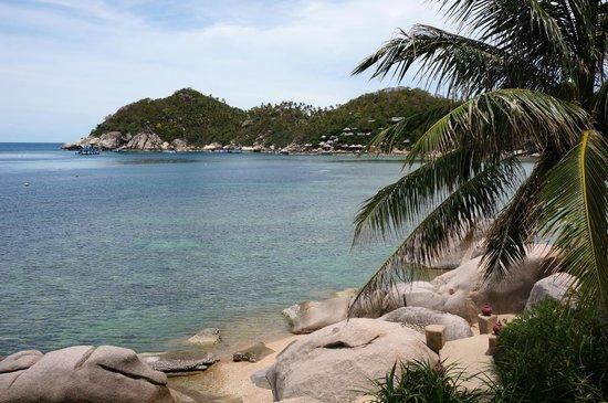 Jamahkiri Resort & Spa : Hotel Beach