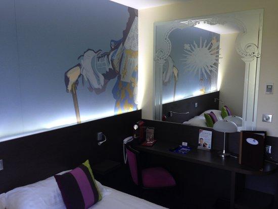 Hotel Roi Soleil Prestige : Room