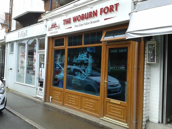 the Woburn Fort: Give it a Try