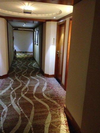 Renaissance Sao Paulo Hotel: Corredor