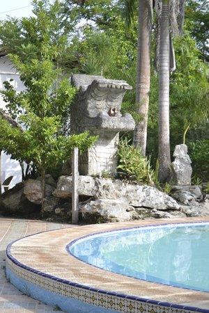 "Hotel Dolores Alba Chichen: Nice Mexico ""feel"""