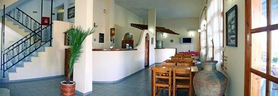 Σκάλα Πρίνου, Ελλάδα: Indoor area
