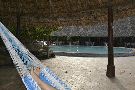 Hotel Dolores Alba Chichen: Relaxing siesta