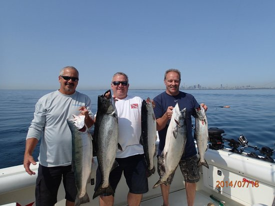 We Pound Em Sportfishing: the result!