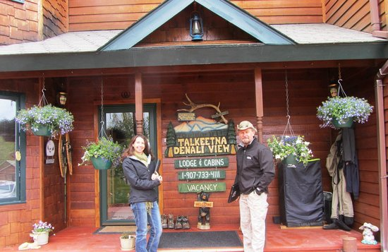 Talkeetna Denali View Lodge & Cabins : Great stay!
