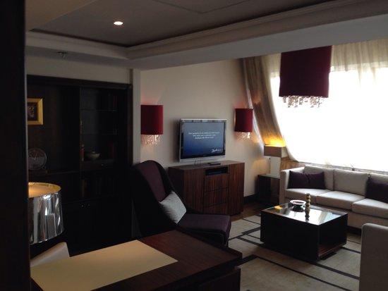 Radisson Blu Alcron Hotel, Prague : PS