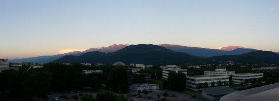 Appart'City Confort Grenoble Alpexpo : Panorama