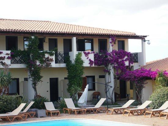 Hotel Palau: facciata