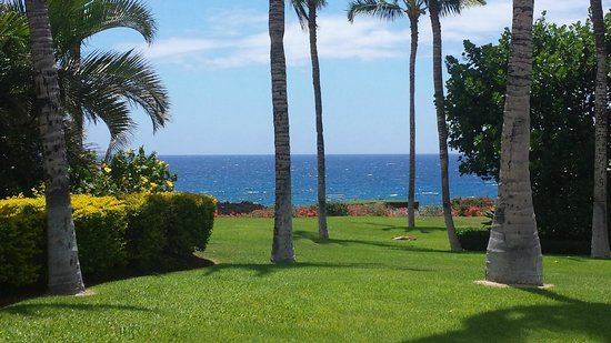 Mauna Lani Point - this place is beautiful!