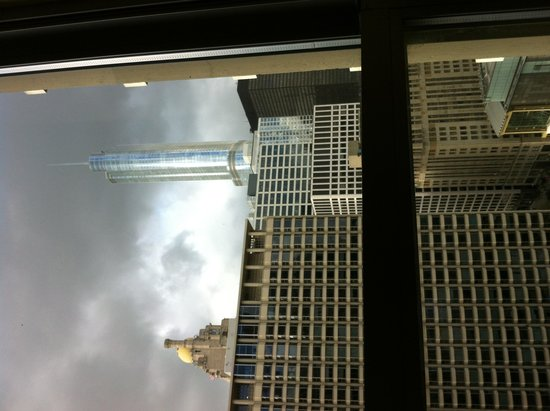 Courtyard Chicago Downtown/Magnificent Mile: view from room 2201