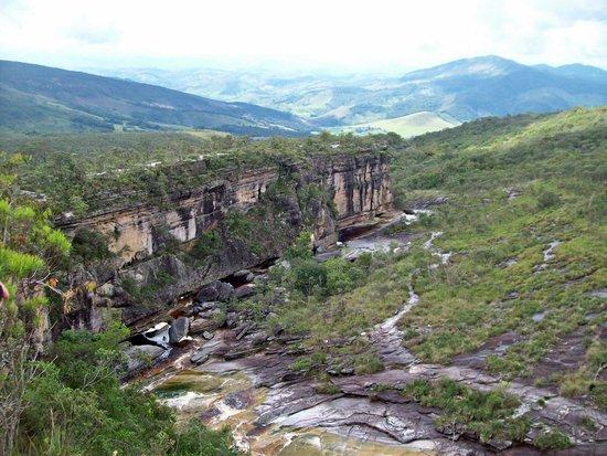 Parque Estadual do Ibitipoca: Olha só a vista..