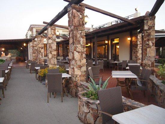 Hotel Palau: esterno