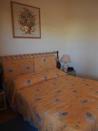 Hotel Palau: in stanza
