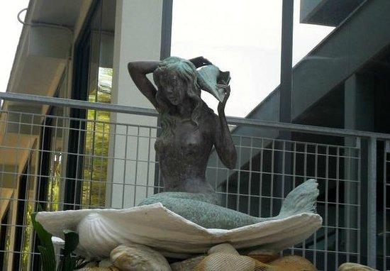Atlantic Hotel: fontana
