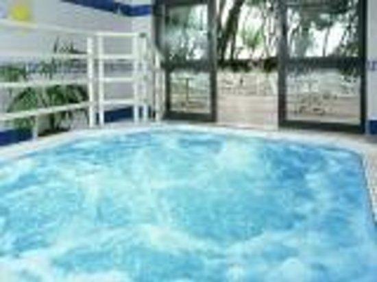 Atlantic Hotel: vasca idromassaggio