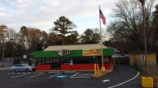 Ready to go Pizza: Home of the best $5 pizza in Atlanta
