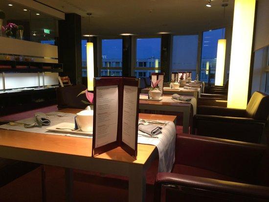 InterContinental Berlin: Executive floor lounge