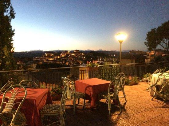 Hotel Pomara : ristorante