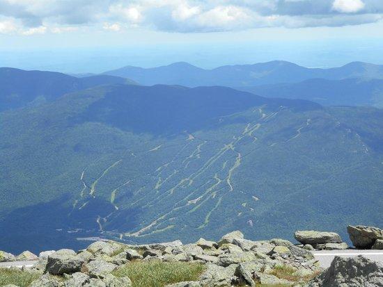 Mount Washington Auto Road: Mt. views