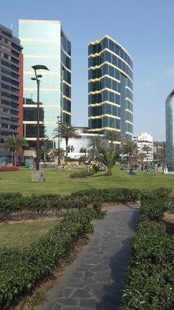 JW Marriott Hotel Lima: Costanera