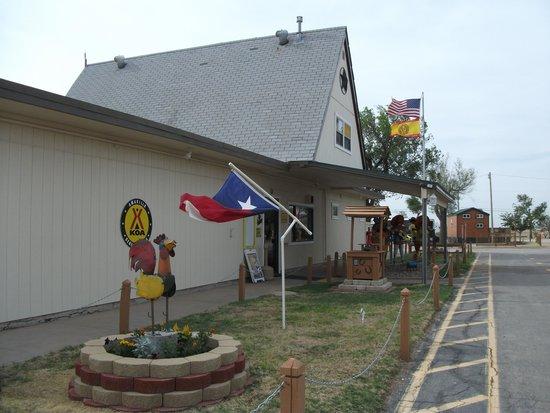 Amarillo KOA