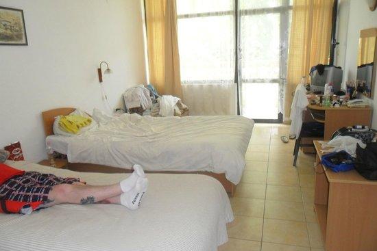Trakia Garden Hotel : room