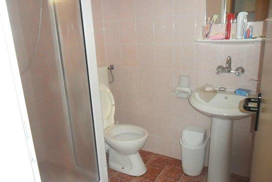 Trakia Garden Hotel : bathroom