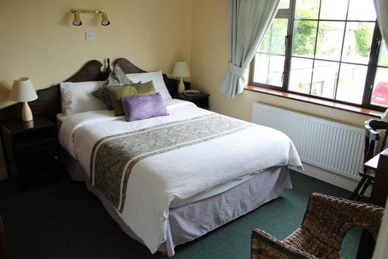 Riverview House Bed and Breakfast: double ensuite room