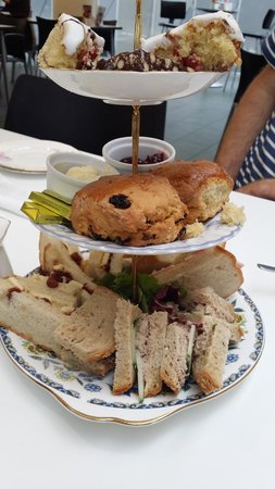The John Rylands Library: Afternoon Tea