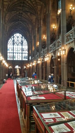The John Rylands Library: Rylands Library