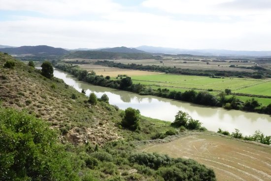 Hostal Rural Txapi-Txuri : River Aragon