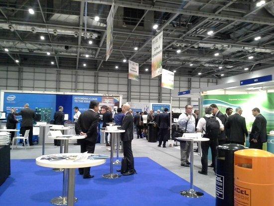 ExCeL London: Exhibition area S1 & S2
