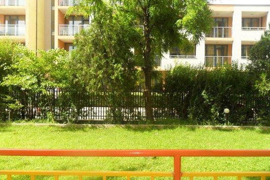 Trakia Garden Hotel : view